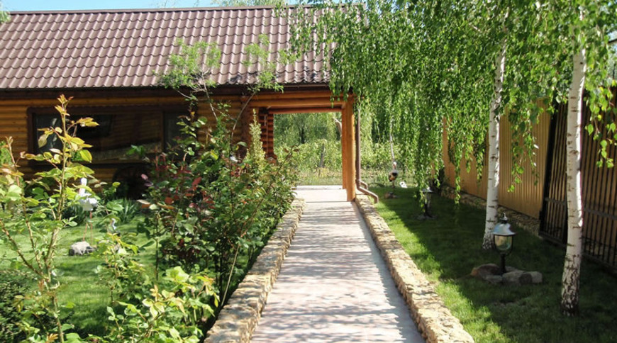 """Изображение гостевого дома """"Тихая Гавань"""" #11"""