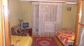2-х комнатная у моря в Черноморске