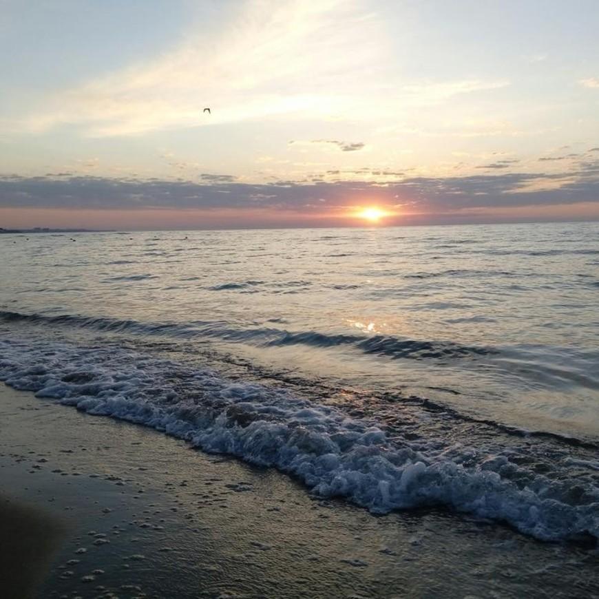 """Изображение квартиры """"на берегу Черного моря (станция Каролино-Бугаз) отличное место для отдыха"""" #13"""