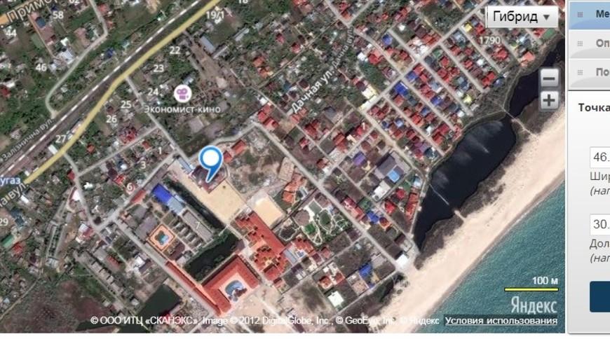 """Изображение квартиры """"на берегу Черного моря (станция Каролино-Бугаз) отличное место для отдыха"""" #16"""