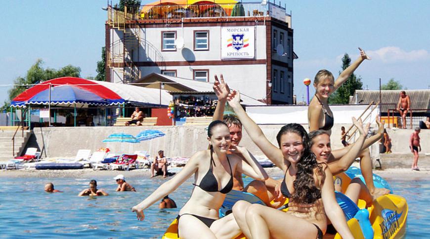 """Изображение пансионата """"Морская крепость"""" #3"""