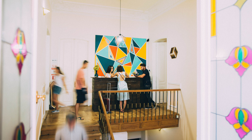 """Изображение хостела """"Kosher Hostel"""" #3"""