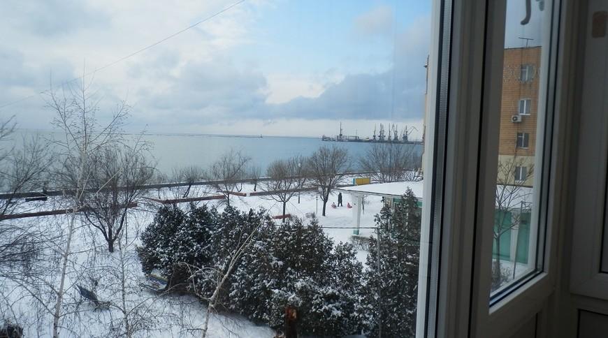 """Изображение квартиры """"однокомнатная квартира в центре с видом на море.Горького,45"""" #11"""