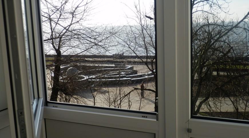 """Изображение квартиры """"однокомнатная квартира в центре с видом на море.Горького,45"""" #10"""