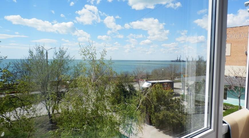 """Изображение квартиры """"однокомнатная квартира в центре с видом на море.Горького,45"""" #9"""