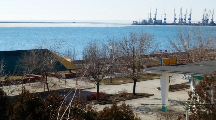 """Изображение квартиры """"однокомнатная квартира в центре с видом на море.Горького,45"""" #1"""