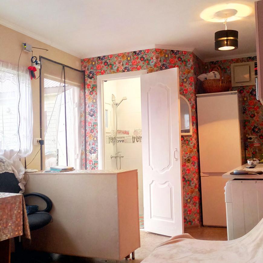 """Изображение частного дома """" Каролино -Бугаз, Грибовка самостоятельный домик со своим двориком возле моря."""" #2"""