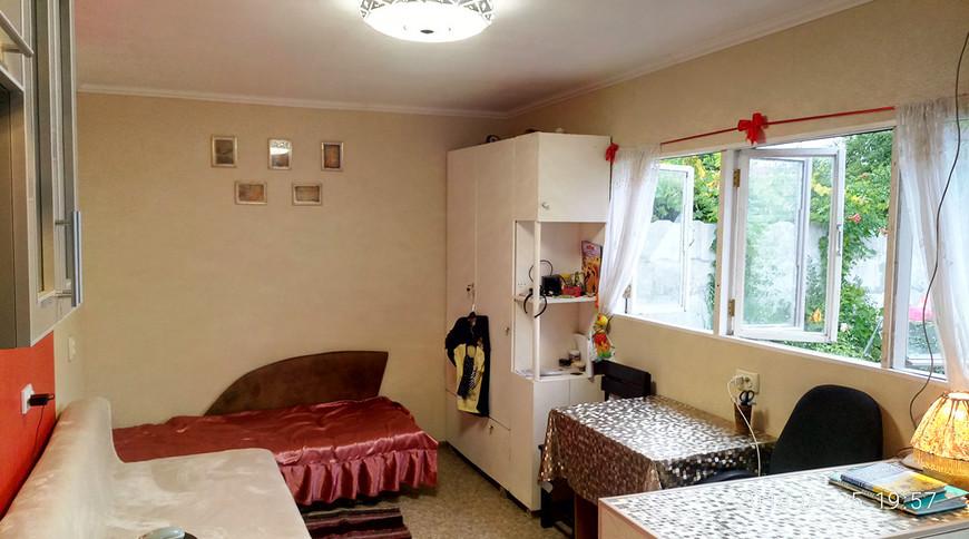 """Изображение частного дома """" Каролино -Бугаз, Грибовка самостоятельный домик со своим двориком возле моря."""" #5"""