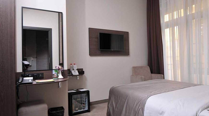 """Изображение отеля """"Bossfor"""" #1"""