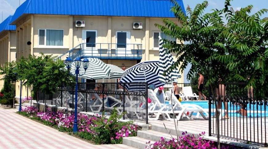 """Изображение базы отдыха """"Семейный курорт-отель """"Пересыпь"""""""" #14"""
