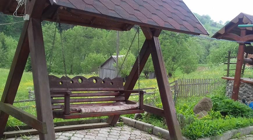 """Изображение частного дома """"Гірська лаванда"""" #6"""