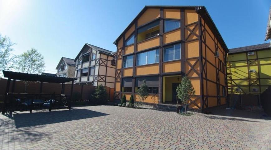 """Изображение гостевого дома """"Villa Bavaria"""" #1"""