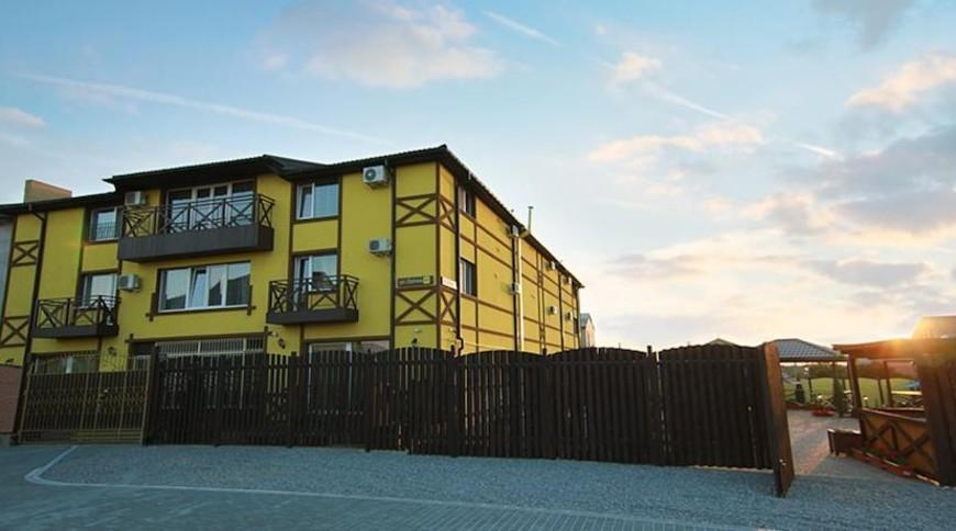 """Изображение гостевого дома """"Villa Bavaria"""" #2"""