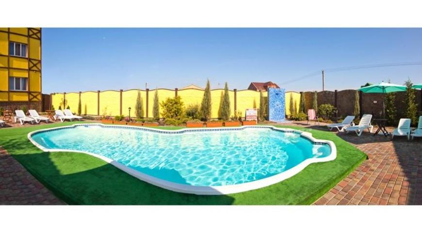 """Изображение гостевого дома """"Villa Bavaria"""" #4"""