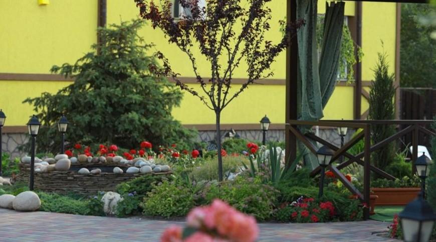 """Изображение гостевого дома """"Villa Bavaria"""" #12"""