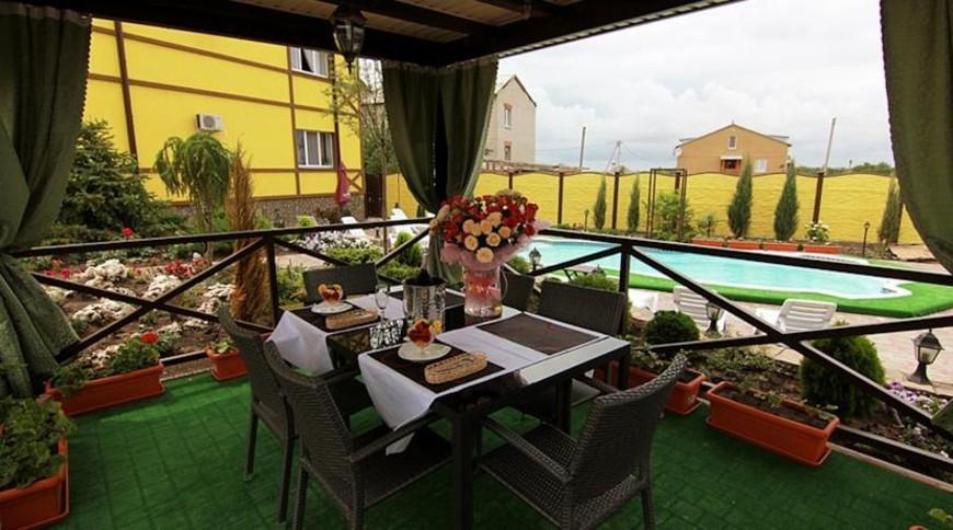 """Изображение гостевого дома """"Villa Bavaria"""" #10"""