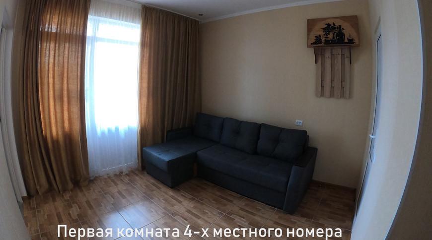 """Изображение мини-отеля """"ЛАЙМ"""" #1"""