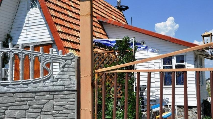 """Изображение гостевого дома """"Гнездо Аиста"""" #2"""