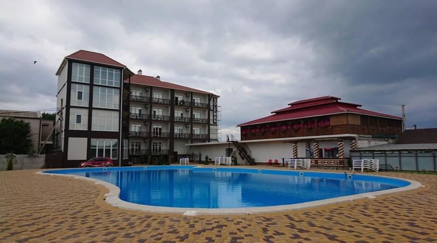 """Изображение отеля """"Solemar """" #8"""