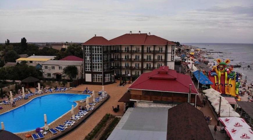 """Изображение отеля """"Solemar """" #11"""