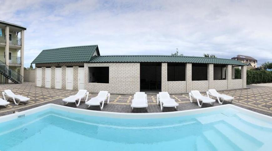 """Изображение отеля """"Экватор"""" #2"""