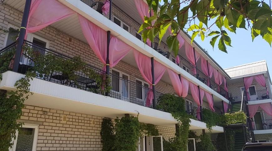 """Изображение отеля """"Flamingo"""" #1"""