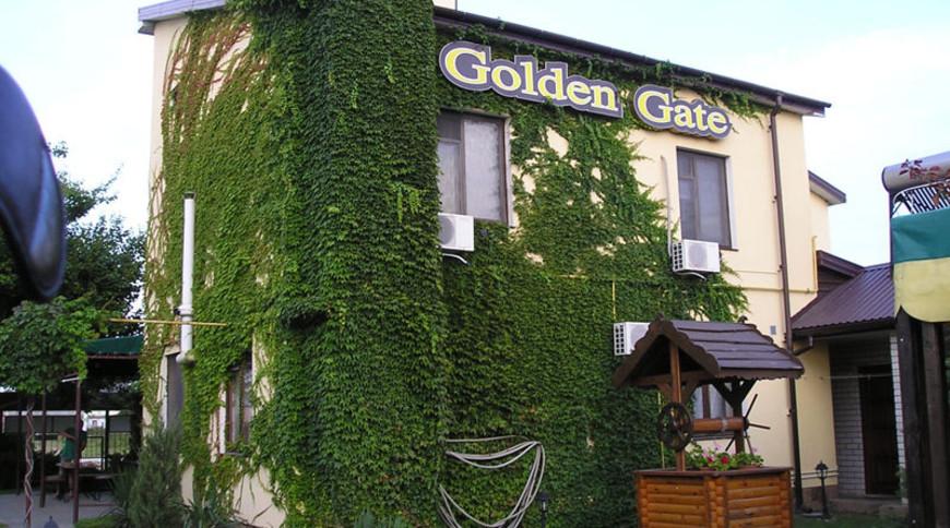 """Изображение отеля """"Golgen Gate"""" #1"""
