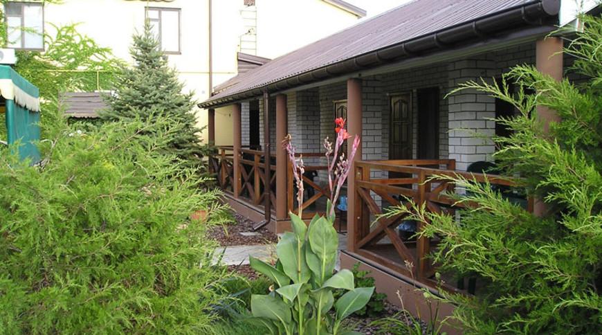 """Изображение отеля """"Golgen Gate"""" #2"""