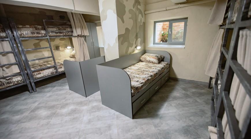 """Изображение хостела """"Bunker Hostel"""" #2"""