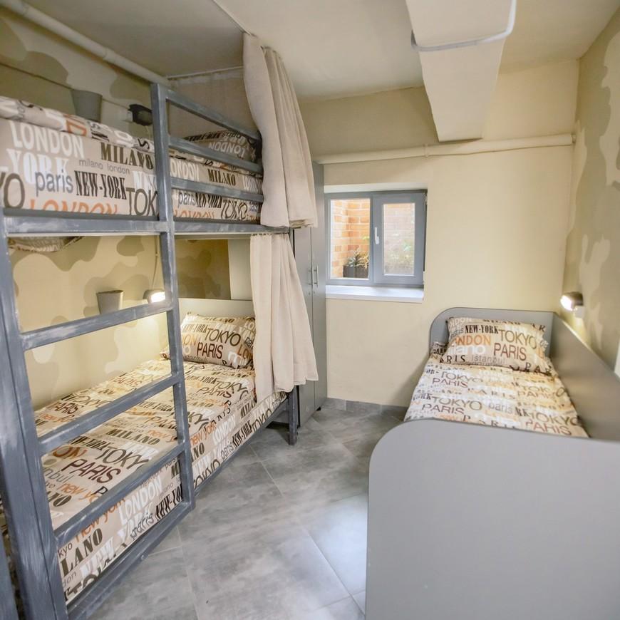 """Изображение хостела """"Bunker Hostel"""" #4"""