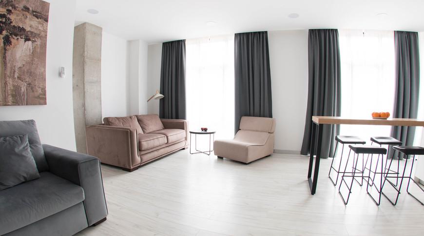 """Изображение апартаментов """"Beskyd Suites (апарт-отель) """" #4"""