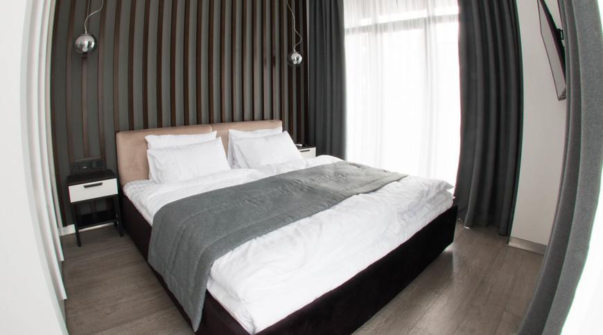 """Изображение апартаментов """"Beskyd Suites (апарт-отель) """" #7"""