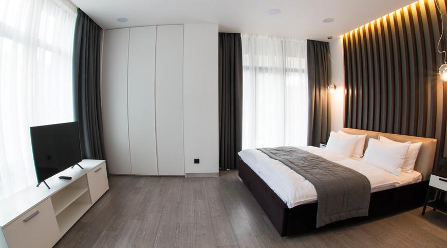 """Изображение апартаментов """"Beskyd Suites (апарт-отель) """" #9"""