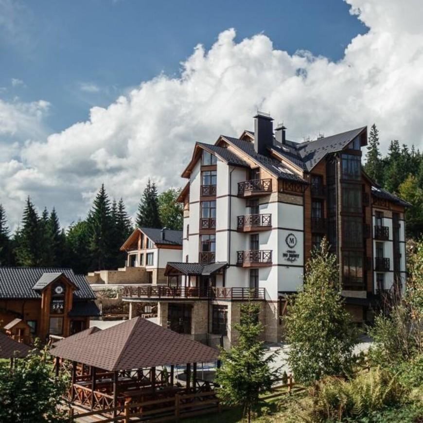 """Изображение отеля """"Chalet du Mont"""" #1"""