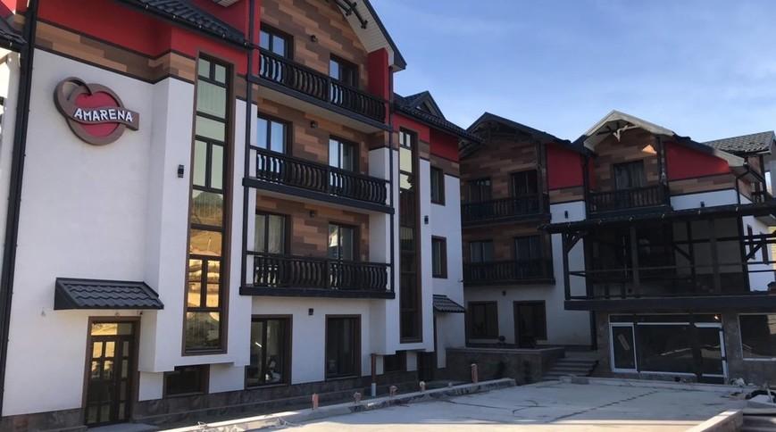 """Изображение отеля """"Amarena SPA Hotel"""" #1"""
