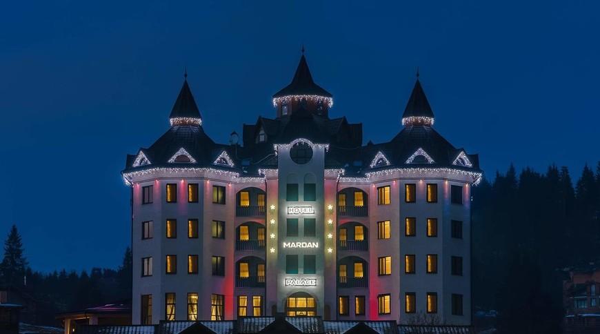 """Изображение отеля """"Mardan Palace SPA Resort"""" #1"""