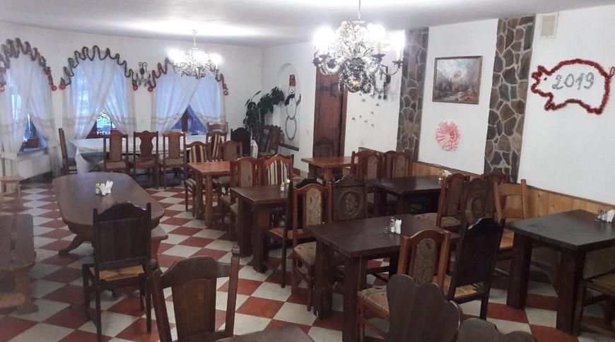 """Изображение отеля """"Легенда Карпат"""" #8"""