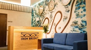 """Iron Bridge Hotel"""