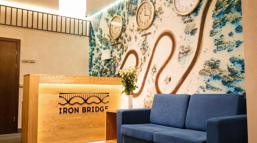 """Изображение отеля """"""""Iron Bridge Hotel"""""""" #1"""