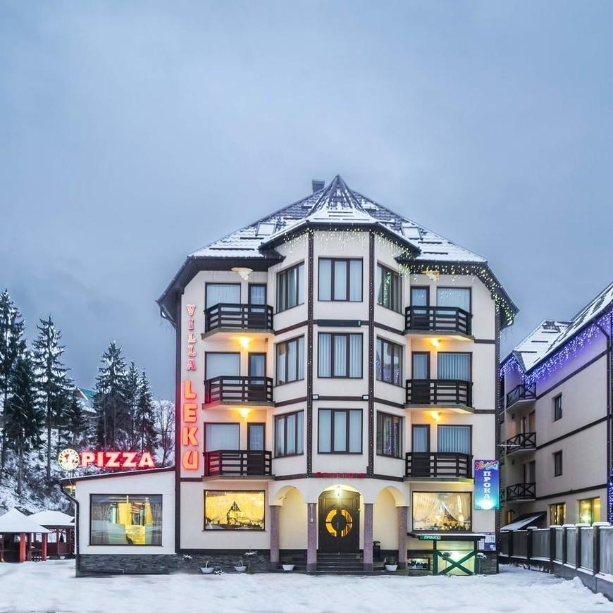 """Изображение вілли """"Villa Leku SPA Resort"""" #1"""