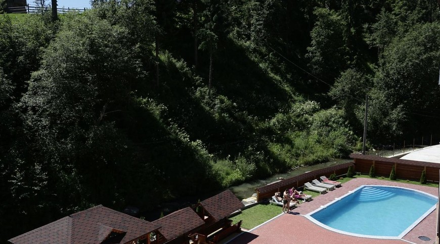 """Изображение отеля """"Villa Leku SPA Resort"""" #8"""