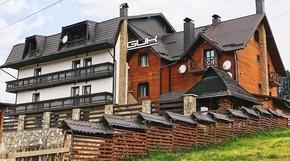 Hotel-restaurant complex Guk