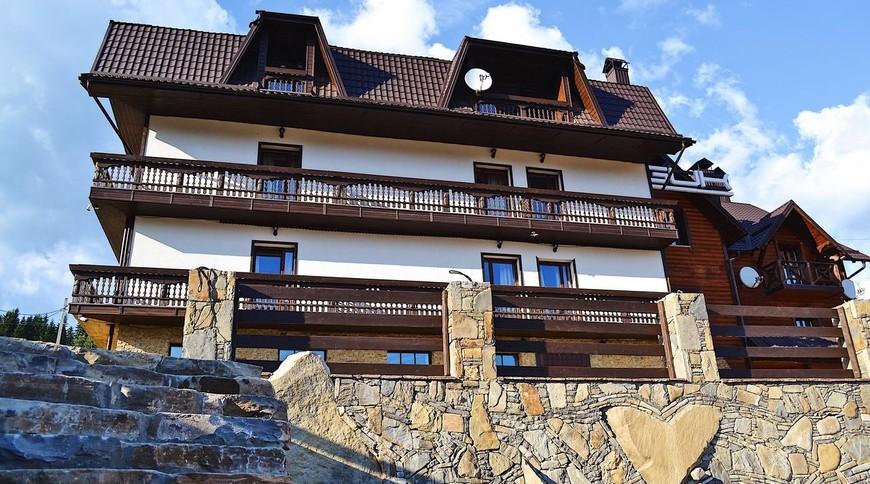 """Изображение отеля """"Hotel-restaurant complex Guk"""" #2"""