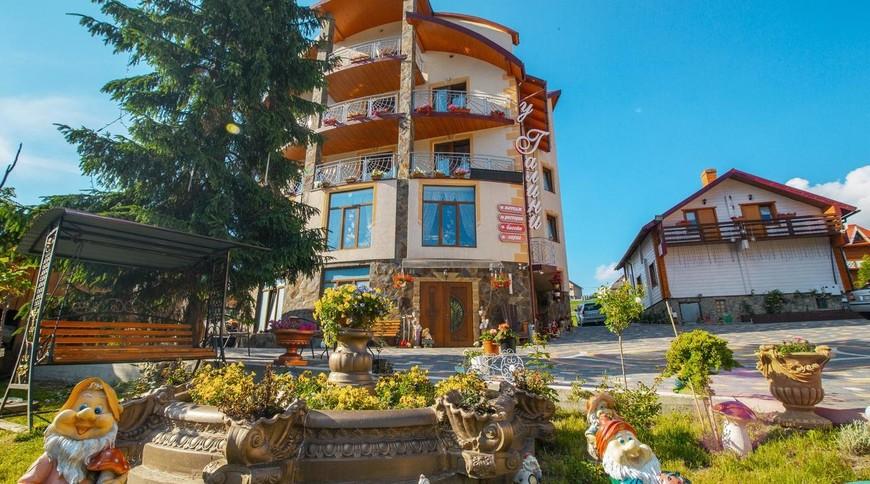 """Изображение отеля """"Sadyba u Galyny"""" #1"""