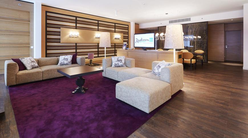 """Изображение отеля """"Radisson Blu Resort Bukovel"""" #5"""