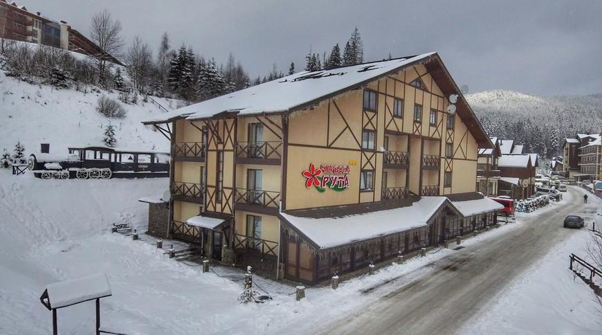 """Изображение отеля """"Chervona Ruta"""" #1"""