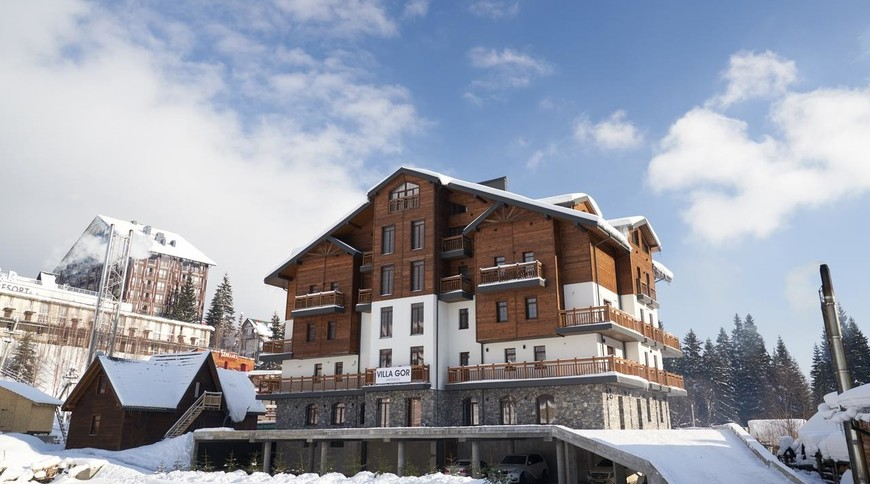 """Изображение готелю """"Villa Gor Apartments"""" #1"""
