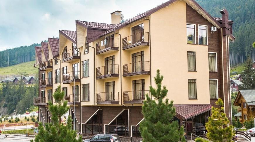 """Изображение апартаментов """"VIP-Aparts Bukovel"""" #1"""