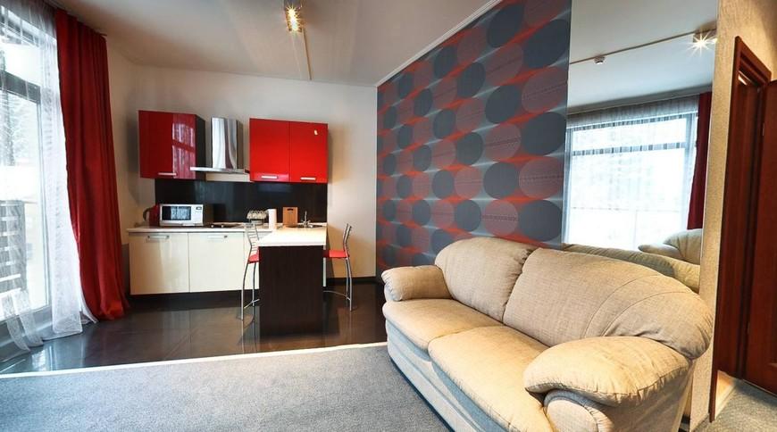 """Изображение апартаментов """"VIP-Aparts Bukovel"""" #6"""