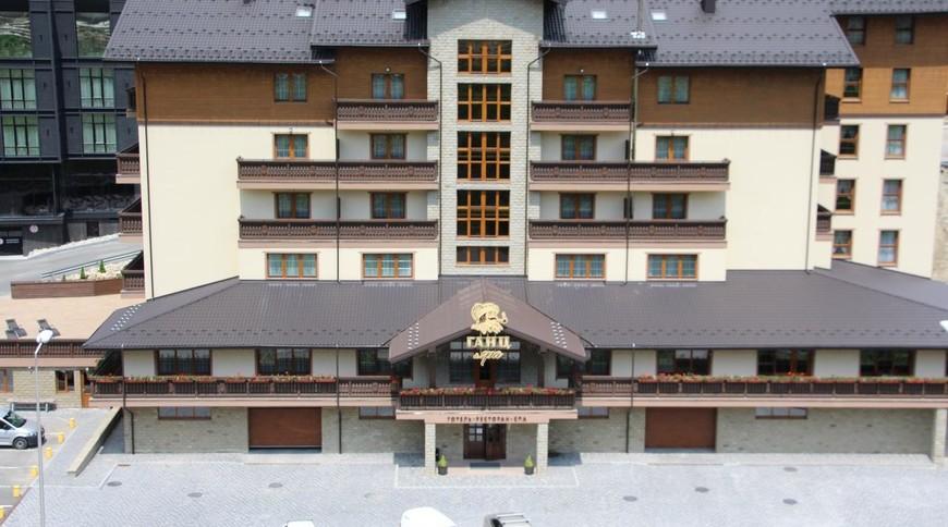 """Изображение отеля """"Ганц & Spa"""" #6"""